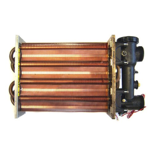 Hayward fdxlhxa1400 heat exchanger assembly replacement for Garden pool heater