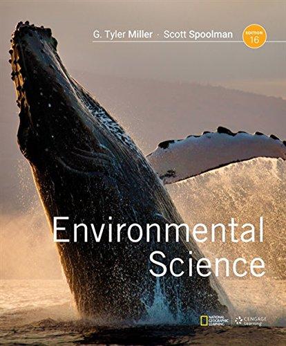 Environmental Science (MindTap Course List) [Miller, G. Tyler - Spoolman, Scott] (Tapa Blanda)