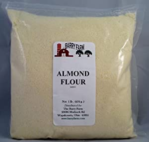 Amazon.com : Almond Meal Flour, 1 lb. : Chestnut Flour