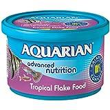 Aquarian Tropical Flake Fish Food 25 g