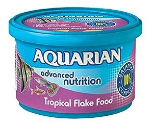 Aquarian Tropical Flake Fish Food 13 g
