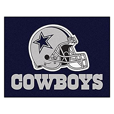 Fanmats NFL Dallas Cowboys Nylon Rug