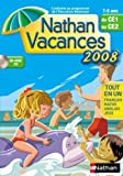 Nathan Vacances 2008 du CE1 au CE2...