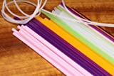 HMH Poly Tubes ::: Fly Tying Material (Grape Purple)