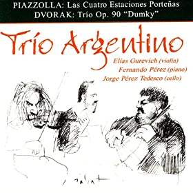 Amazon.com: Piazzolla - Dvorak: Trio Argentino: MP3 Downloads