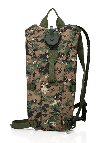 US-Army-3L-3-Liter-100-ounce-Hydration-Pack-Bladder-Water-Bag-Pouch-Hiking-Climbing-Survival-Outdoor-Backpack