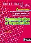 COMMUNICATION ORGA 2E PRO ELEV