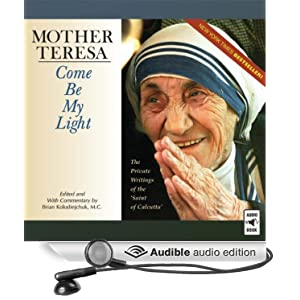 mother teresa come be my light the private writings of the saint of calcutta Compre mother teresa: come be my light: the private writings of the saint of calcutta de mother teresa, brian kolodiejchuk na amazoncombr confira também os ebooks.