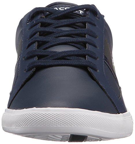 Lacoste Men's Europa Lcr3 Spm Fashion Sneaker Fashion Sneaker, Navy/dark Grey, 13 M US