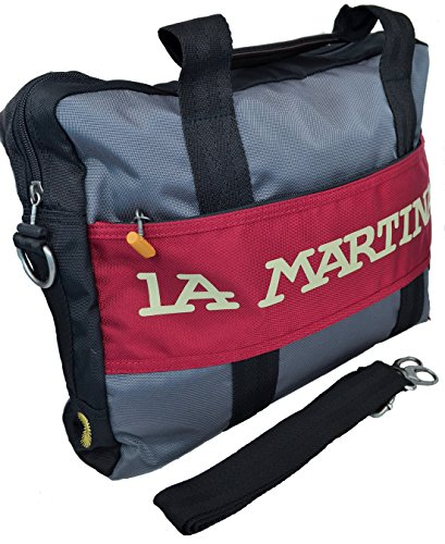 Borsa cartella tracolla La Martina Bag Porta Pc Laptop Messenger Men briefcase