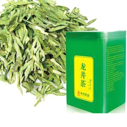 Natural Organic Dragon Well Tea Longjing Green Tea 68G Famous Tea