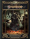 The Art of the Dragonlance Saga: Based on the Fantasy Bestseller by Margaret Weis and Tracy Hickman (0880384476) by Hickman, Tracy