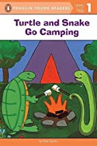 Turtle and Snake Go Camping (Level 1 Penguin…