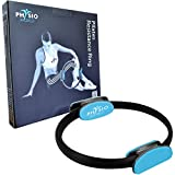 The PhysioWorld Pilates Resistance Ring is a lightweight, foam-padded Pilates ring with inner and outer padded handles. The resistance of the ring speeds up toning by targeting specific muscles such as the thighs, upper arms and pelvic floor.    I...