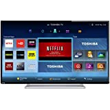 "Toshiba 47L6453DB - 47"" Smart LED TV with Freeview HD - 47"" Black Full HD LED 3D TV with Freeview HD 1920 x 1080 4x HDMI and 2x USB connectionVESA"