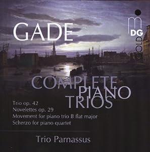 Intégrale des Trios pour piano