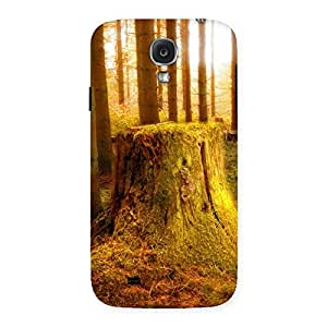 Tree Trunk Print Back Case Cover for Samsung Galaxy S4