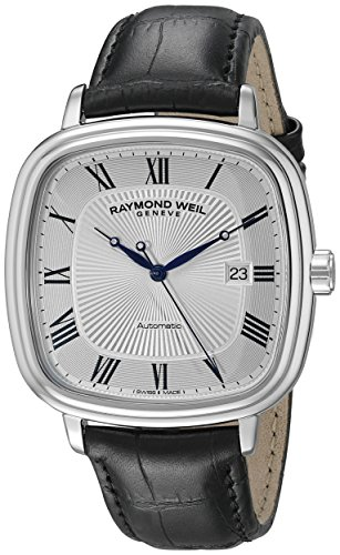 raymond-weil-mens-40mm-black-genuine-leather-band-steel-case-automatic-analog-watch-2867-stc-00659