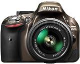 Nikon D5200 SLR-Digitalkamera TFT-Display