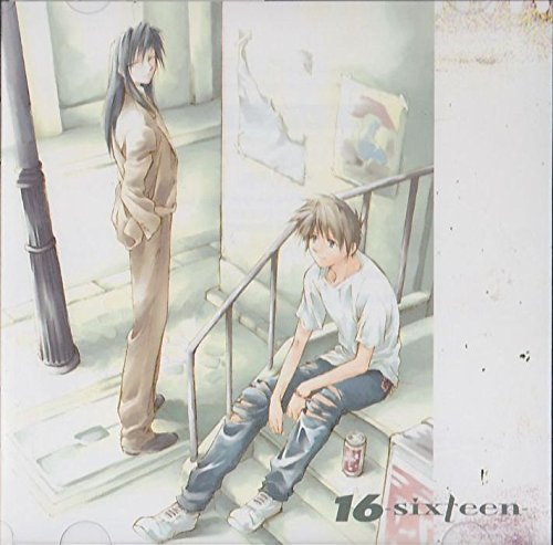 16-sixteen-ドラマCD