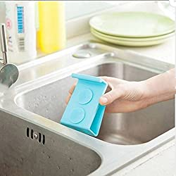 Sponge Brush Sink Towel Cloths Storage Suction Holder Washing Rack Kitchen Tool