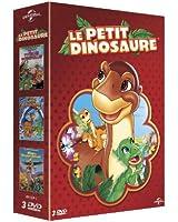 Coffret le Petit Dinosaure - Le petit dinosaure et la vallée des merveilles + La pluie d'étoiles glacées + Le jour du grand envol