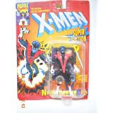 "The Uncanny X-Men NIGHTCRAWLER 5"" Action Figure (1993 ToyBiz)"
