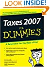 Taxes 2007 For Dummies (Taxes for Dummies)