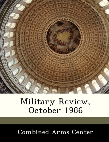 Military Review, October 1986