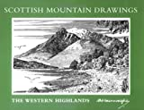 Scottish Mountain Drawings: The Western Highlands (0711225907) by Wainwright, A.