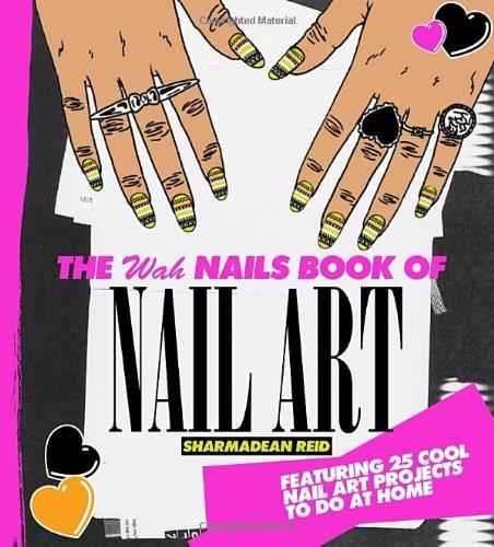 Tha Wah Nails Book of Nail Art