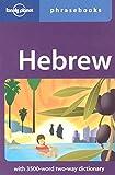 Hebrew: Lonely Planet Phrasebook