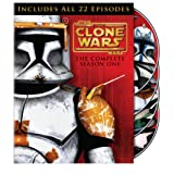 Star Wars: The Clone Wars: Complete Season One (Bilingual) [Import]