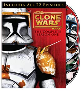 Star Wars: The Clone Wars: Season 1 (Repackage)