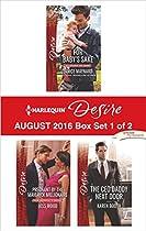 Harlequin Desire August 2016 - Box Set 1 Of 2: For Baby's Sake\pregnant