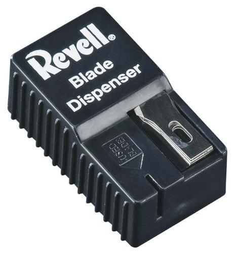 Revell #11 Light Duty Blade With Dispenser