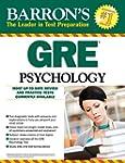 Barron's GRE Psychology, 7th Edition