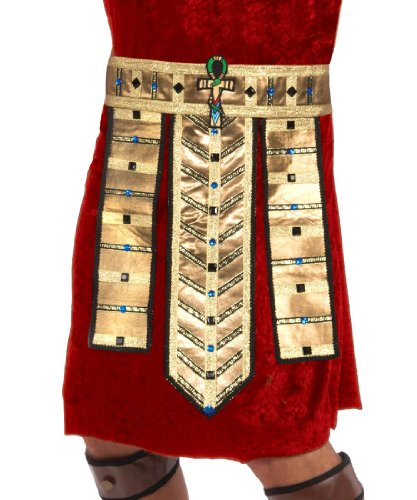 Forum Novelties Men's Deluxe Egyptian Belt forum novelties men s teenz unisex costume toga