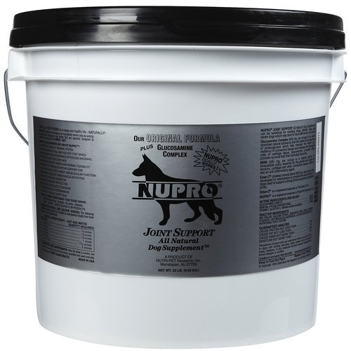Nupro Supplements 330045 Joint Support for Pets, 20-Pound