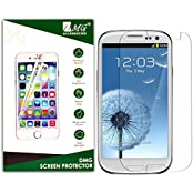 Samsung Galaxy S3 Tempered Glass, DMG 2.5D Bubble-Free Tempered Glass Screen Protector For Samsung Galaxy S3 (...