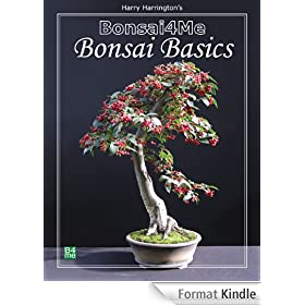 Bonsai4me: Bonsai Basics (English Edition)