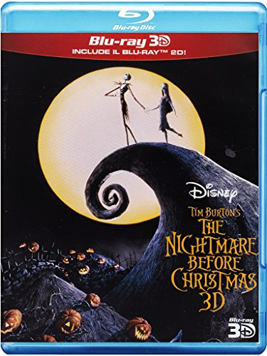 The nightmare before Christmas(2D+3D)