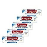 Colgate 75ml Sensitive Pro-Relief Whitening Toothpaste- Pack of 5