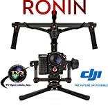 DJI Ronin 3-Axis Stabilized Video Camera Gimbal (Black)