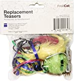 Good FroliCat SR1 Replacement Teaser for Frolicat Twitch and Sway Cat Toys, 3-Pack ➬