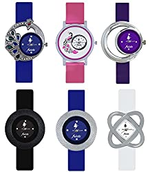 Frida Womens watch with combo Free offer Branded Watches in New Arrival For womens and Girls