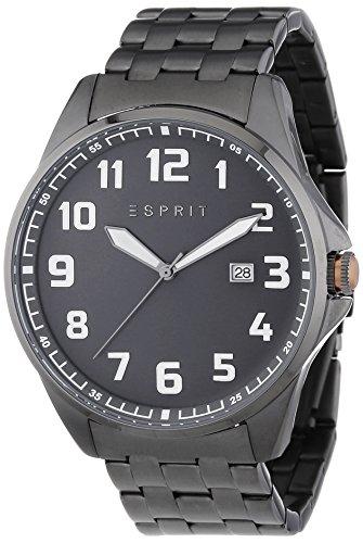 esprit-herren-armbanduhr-xl-clayton-analog-quarz-edelstahl-es107991004