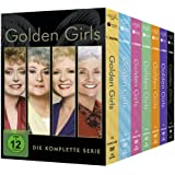 Golden Girls - Staffel 1-7/Komplettbox [Alemania] [DVD]