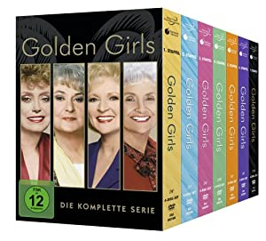 Amazon.com: The Golden Girls (Complete Series) - 24-DVD