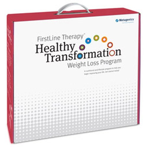 Metagenics Healthy Transformation Weight Loss Program (With Soup)